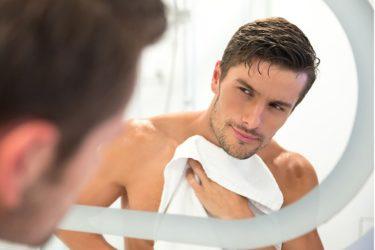 メンズ必見】肌がきれい!と女性受け確実な男性美肌のケア・作り方の ...